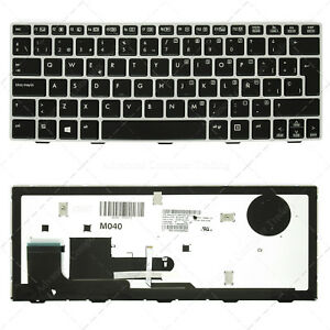 Teclado Español para HP Elitebook Revolve 810 G1 G2 G3 Backlit No pointstick