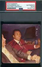Muhammad Ali PSA DNA Coa Hand Signed Original 1970`s Photo Autograph