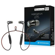 NEW SENNHEISER HD1 THE HEADPHONE W/MOMENTUM EAR CANAL PHONES 507406 M2lEi iPHONE
