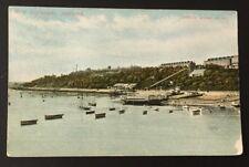 POSTCARD West Esplanade SOUTHEND-ON-SEA Southend ESSEX 1911 Vintage BOATS 1530