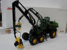 "Schuco 07759 - Traktor John Deere 1270G 6W Harvester in "" grün "" 1:32 NEUHEIT"