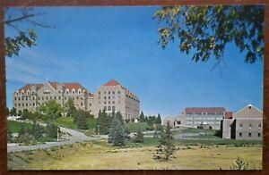 Carroll College Helena, Montana Postcard