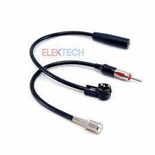 VW10 FM Modulation Kit Antenna Adapter Modulator for European FM Modulator
