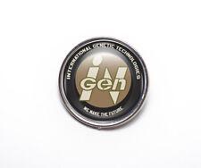 Jurassic Inspired INGEN 25mm Pin Badge