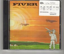 (HK684) Fiver, Eventually Something Coll Will Happen - 2000 CD