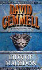 """""""VERY GOOD"""" Lion Of Macedon (Hawk Queen), Gemmell, David, Book"""