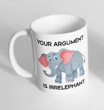 Elephant Funny Design Novelty Gift Idea Coffee Tea Mug 280