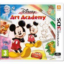 Disney Art Academy Nintendo 3ds - and