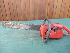 """Vintage HOMELITE XL-76 Chainsaw Chain Saw with 19"""" Bar"""