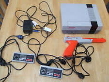 Nintendo Entertainment System NES Grey Home Console COLLECTION ONLY ESSEX