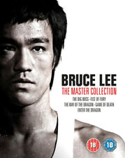 Bruce Lee: The Master Collection Blu-Ray (2016) Bruce Lee, Wei (DIR) cert 18 5