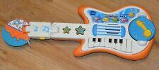 Gitarre von Vtech, KidiRockstar 80-141904, 3 in 1 Musikinstrument inkl. Batterie