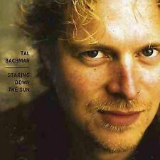 TAL BACHMAN - STARING DOWN THE SUN (CD 2004) NEAR MINT ! VERY RARE CD !!!