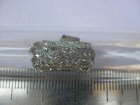 1 gram High Purity 99.58% BERYLLIUM Be Pure Element Metal in glass ampoule