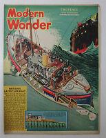 "Modern Wonder Magazine no 79 November 19, 1938 - ""Britain's Latest Life-boat"""