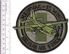 Belgium Air Force 15th Wing Medevac C-130 Hercules Belgique Armee l'Air 15e acu