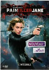 PAINKILLER JANE - Intégrale de la Serie - Coffret 3 boitiers slim - 6 DVD