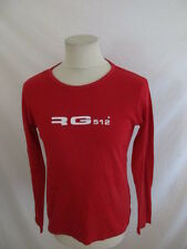 * T-shirt Rg 512 Rouge Taille S à - 54%