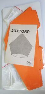 IKEA Joxtorp Orange Pendant Lamp Shade Light NEW in BAG (one)