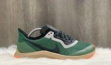 Nike Zoom Pegasus 36 Trail GTX Gore Tex Green Orange BV7762 300 Mens Size 10