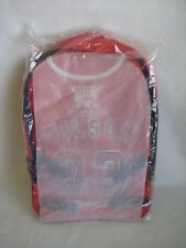 Los Angeles Angels Anaheim SGA NEW 2010 Kids Backpack NIP C.J. Wilson Snack Bag