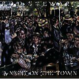 STEWART Rod - night on the town (A) - CD Album
