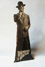 DEAD MEN DON'T WEAR PLAID, Steve Martin, Rachel Ward, 1982, Standee