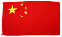 Fahne Volksrepublik China 90 x 150 cm chinesische Hiss Flagge Nationalflagge