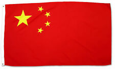 Fahne Volksrepublik China 90 x 150 cm chinesische Flagge Nationalflagge