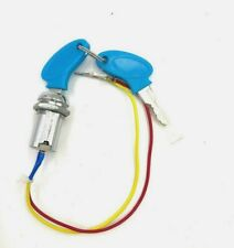 Mobility Scooter Parts Universal 2 Wire Ignition Key Lock Switch
