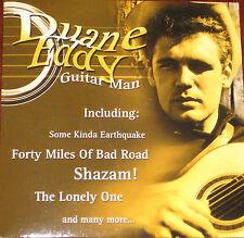 Duane Eddy - Guitar Man (CD), 16 tracks, in a cardboard sleeve