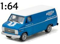 GREENLIGHT 35060 C 1976 CHEVROLET G20 YENKO PARTS VAN DIECAST CAR 1:64