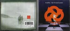 CD 10 TITRES TRAFFIC FAR FROM HOME DE 1994 Virgin – CDV 2727