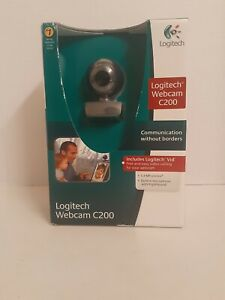 Logitech C200 Web Cam