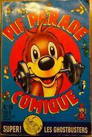 Pif Parade Comique | N°13 Juin 1989 | Ed. VM | Ghostbusters *BD Coul*Poche *B.E.