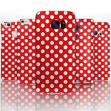 Fundas de color principal rojo estampado para teléfonos móviles y PDAs