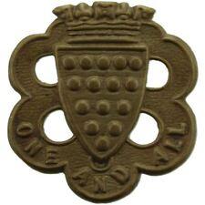 Duke of Cornwalls Light Infantry Regiment (DCLI) Cornwall's Collar Badge - FB57