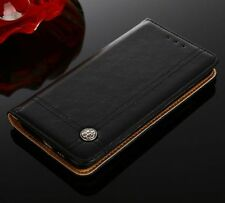 Luxury Leather Flip Wallet Phone case cover for Alcatel 3V 3X 3C 1X 1C 5 A3 Plus