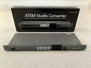 Blackmagic Design ATEM Studio Converter 2