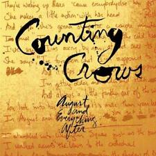 COUNTING CROWS - August and Everything After (CD 1993) USA First Edition EXC