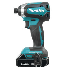 MAKITA 1/4-inch Cordless Impact Driver with Brushless Motor