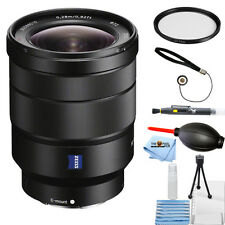 Sony Vario-Tessar T* FE 16-35mm f/4 ZA OSS Lens!! STARTER BUNDLE!!