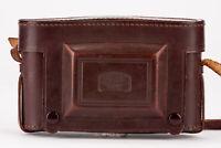 Zeiss Bereitschaftstasche camera case Nettar mit Novar-Anastigmat 105mm 18/3.5