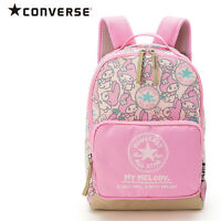 My Melody x CONVERSE Kids Backpack M 7.5L Ruck Sack Sanrio Japan