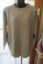 VINTAGE 80'S ~ KATIES ~ Pale Green JUMPER * Size 16 + *