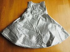 Girls Size 2T Gymboree Dress Best In Blue Silver Sparkly NWT Holiday Christmas
