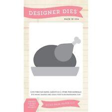 Echo Park - Turkey Dinner - Die Set - Thanksgiving - Main Course
