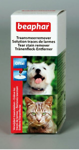 BEAPHAR Solution contre les traces de larmes chien et chat 50 ml