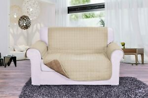 Couch Slipcover Pet Dog Covers Mat Furniture Protector Sofa, Love Seat , Chair