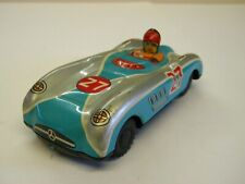 Japan Tin Friction Mercedes Benz Race Car